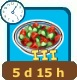 3.Nice and healthy!-Timed
