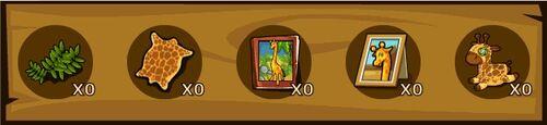 Giraffe-Coll