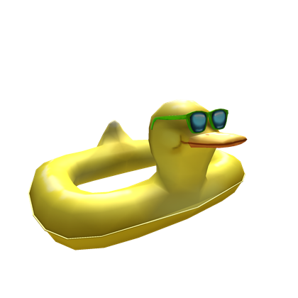 Catalog:Cool Duck Float | ROBLOX Wikia | Fandom powered by ... | 420 x 420 png 89kB