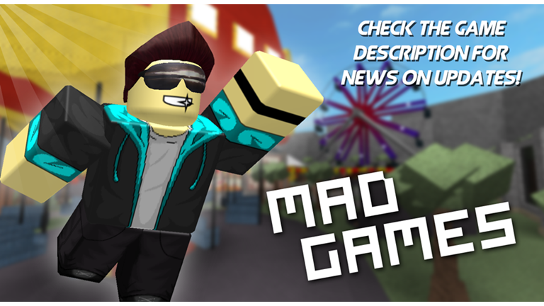 The Mad Games - ROBLOX