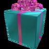 Opened Gift of Birthday Fun