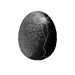 POW! To the Moon! Egg