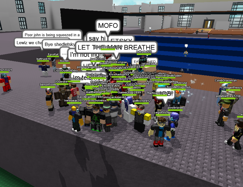 Online hookup in roblox gone wrong