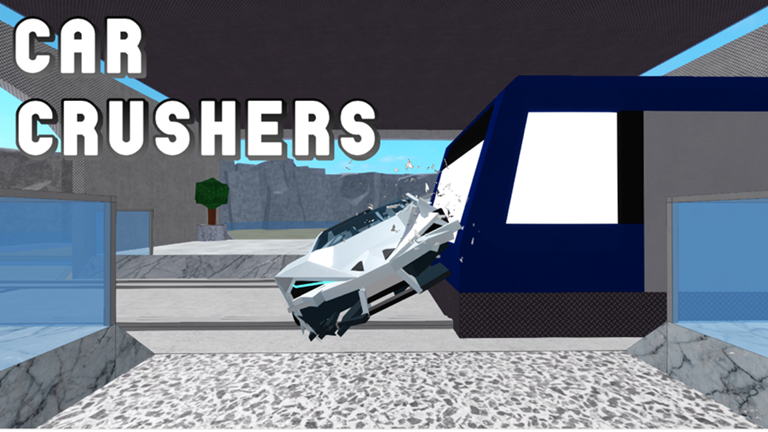 Community Panwellz Car Crushers Roblox Wikia Fandom