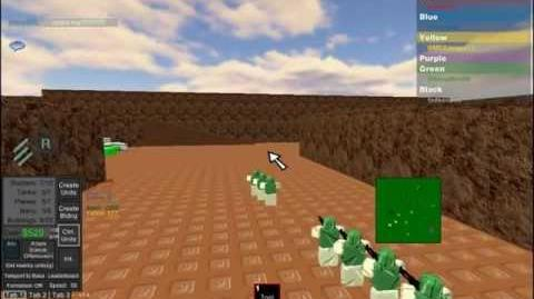 ROBLOX The Conquerors Music 1080p HD