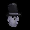 Fancy Ghost Friend