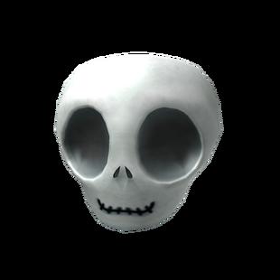 Catalog:Friendly Skeleton Head | ROBLOX Wikia | Fandom ...