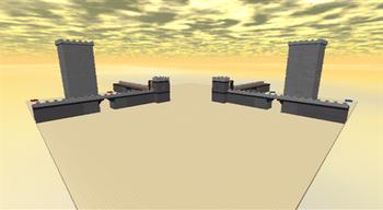 Starting BrickBattle Map
