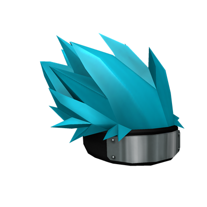 Catalog:Blue Haired Ninja of the Silver Fortress | ROBLOX ...