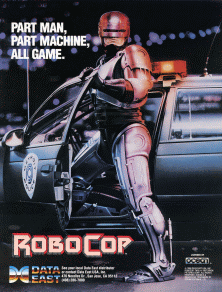 Robocop Game 1