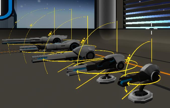 Subatomic Machine Gun | RoboCraft Wiki | Fandom powered by ...