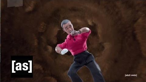 Welcome to the Golf Jam Robot Chicken Adult Swim