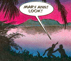 Robotech the Graphic Novel Mary Ann