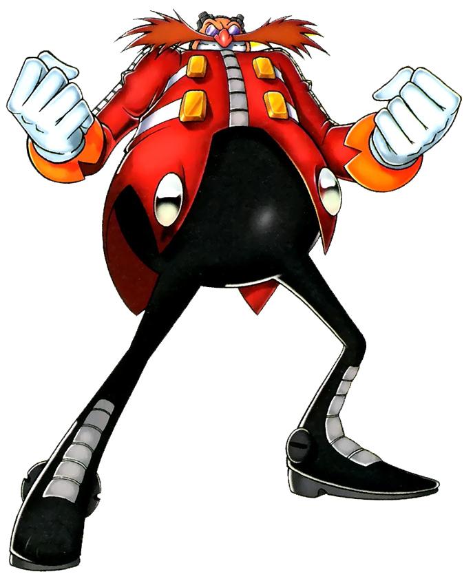 Dr. Eggman (Pre-SGW) | Robot Supremacy Wiki | Fandom ...