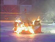Diotoir fire
