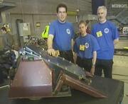 Forklift's revenge team