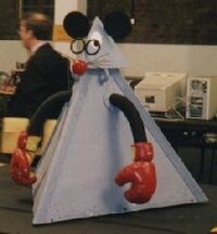 Eubank the Mouse