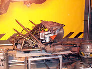 Dead Metal on display