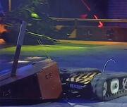 Panzer pushes Undertaker