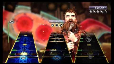 Rock Band 3- Train Kept A Rollin As Made Famous by Aerosmith Expert (Guitar,Bass,Pro Drums)