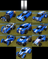 Stripes 1 decal common