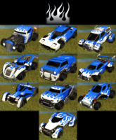 Flames decal common
