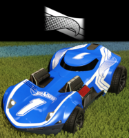 Speedster decal premium