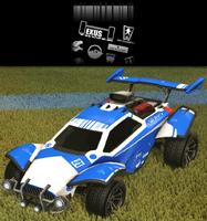 Racer decal rare