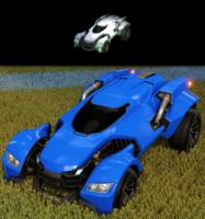 Xdevil mk2 body