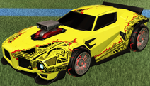 Unmasked decal crimson rare