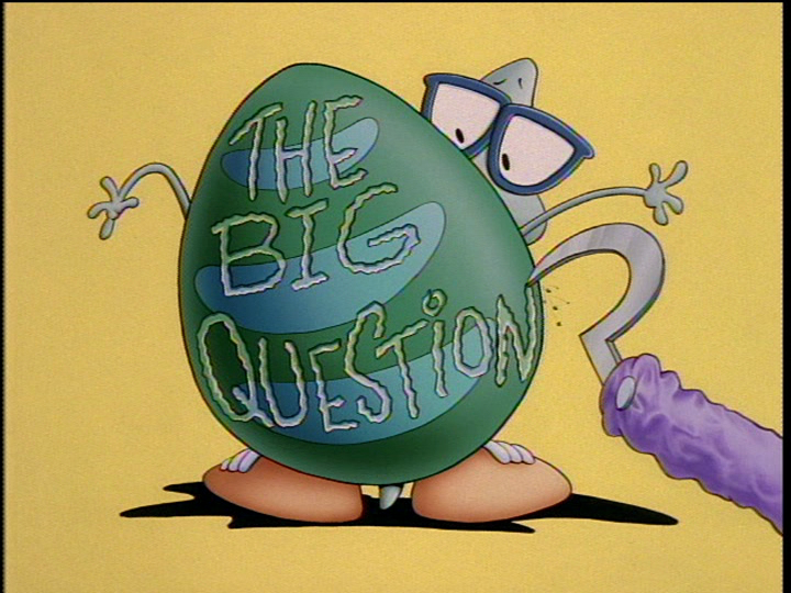 The Big Question | Rocko's Modern Life Wiki | FANDOM ...
