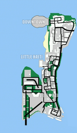 Gtavc downtown little haiti little havana map hq