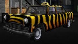 Zebra cab 1