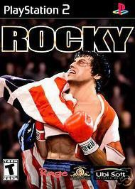 Rocky video game