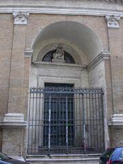 Maria a Porta Paradisi -doorway