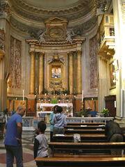 2011 Santa Maria del Pianto, interior