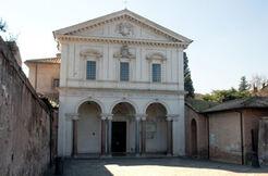 San Sebastiano fuori le mura exterior