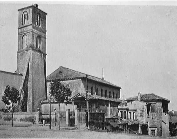 File:Sant'agnese fuori le mura - esterno - 1911.jpg