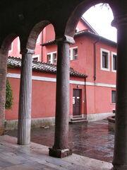 2011 Giovanni in Porta Latina, loggia