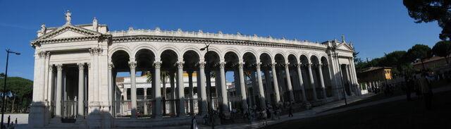 File:Facade de San Paolo fuori le mura.jpg