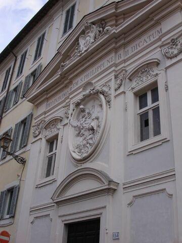 File:Filippo Neri in Via Giulia.jpg