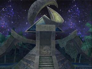 Twinmoon Temple