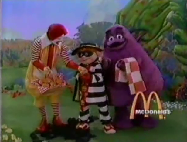 File:Ronald and Grimace share fries with Hamburglar.png