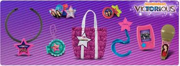 Victorious 2012 Happy Meal Toys - YouTube |Victorious Happy Meal Toy