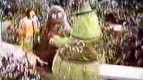 Mc Donald's Shamrock Shake Commercial