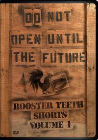 RT Shorts Vol 1 DVD