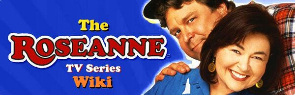 Roseanne TV series wiki Dan Rosie Blue