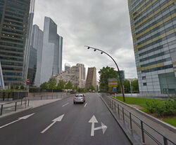 Bd circulaire La Défense carrefour Gambetta 2 - 2014.jpg