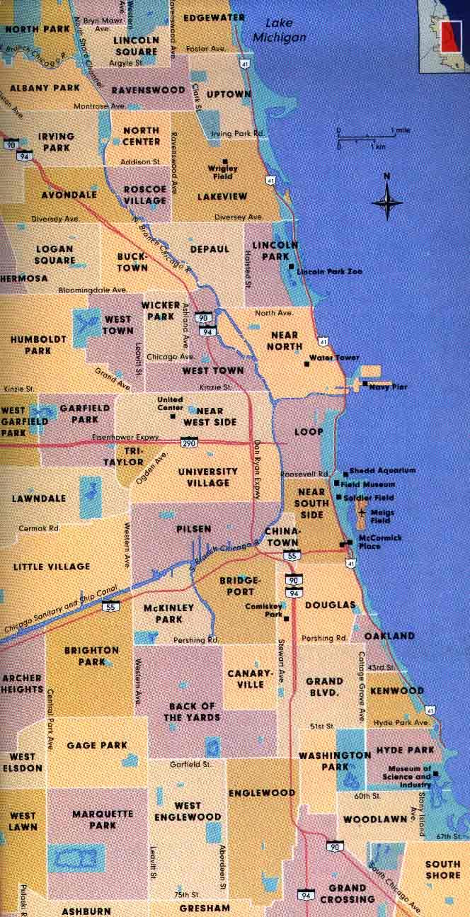 Chicago city guide rpg fandom powered by wikia for Bureau 13 rpg
