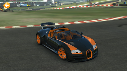 bugatti veyron 16 4 grand sport vitesse real racing 3 wiki. Black Bedroom Furniture Sets. Home Design Ideas